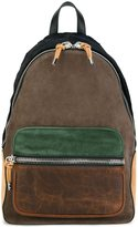 Alexander Wang 'Berkeley' backpack - men - Leather/Suede/Calf Hair - One Size