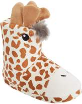 Universal Textiles Childrens/Kids 3D Animal Design Boot Slippers