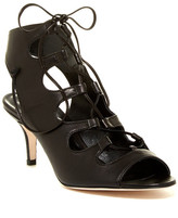 Delman Tanna Lace-Up Sandal
