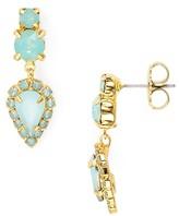 Sorrelli Swarovski Crystal Drop Earrings