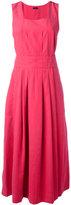 Joseph flared dress - women - Polyamide/Polyester - 38
