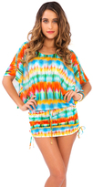 Luli Fama Ocean Whispers South Beach Dress in Multicolor (L487968)