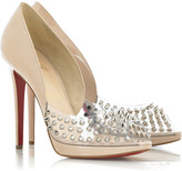 Engin 120 studded pumps