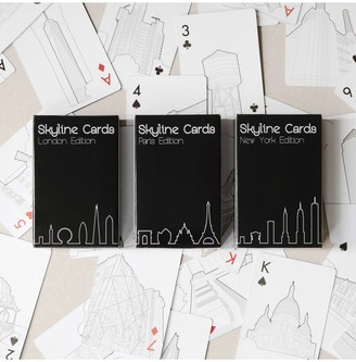 Skyline Chess Famous Skylines Playing Cards