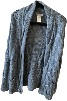 Paul & Joe Sister Blue Wool Knitwear for Women