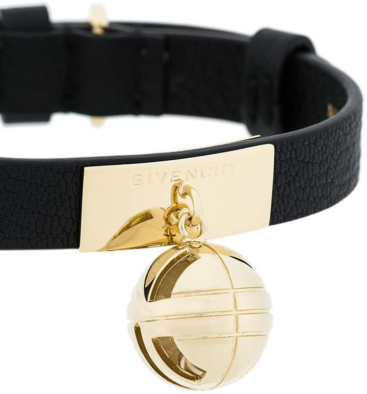 Givenchy Orb charm collar