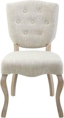 Soraya One Allium Way Tufted Upholstered Side Chair One Allium Way Upholstery Color: Beige