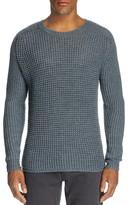 Paige Conroy Mixed Stitch Crewneck Sweater