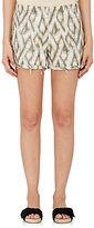 Raquel Allegra Women's Abstract-Pattern Cotton-Blend Shorts