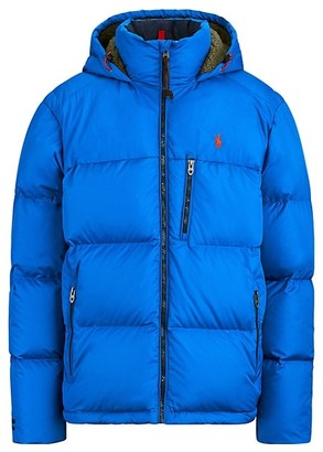 Polo Ralph Lauren Jackson Hooded Down Jacket
