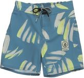 Volcom Party Pack Nuevo Elastic Waist Board Short - Toddler Boys'