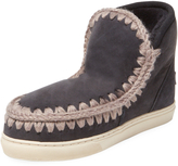 Mou Women's Mini Eskimo Sheepskin Sneaker