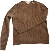 Non Signã© / Unsigned Non SignA / Unsigned Camel Cashmere Knitwear