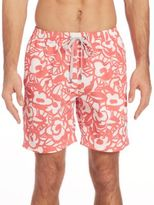 "Onia Charles 7"" Ratti Swim Trunks"