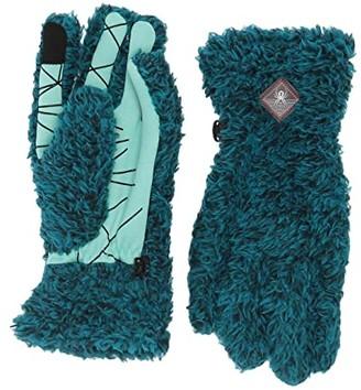Spyder Sherpa (Little Kids/Big Kids) (Swell) Extreme Cold Weather Gloves