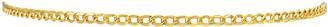 Zoe Lev Jewelry 14k Gold Cuban-Link Choker Necklace