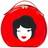 Tatty Devine Vintage Lady Vanity Case, Red