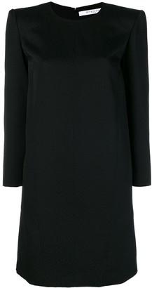 Givenchy round neck shift dress