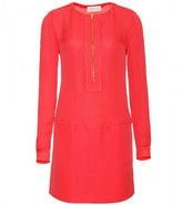 Alc Silk Shift Dress