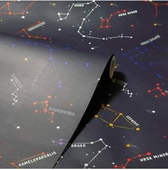 Arthouse Glitter Constellations Wallpaper