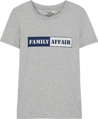 Baum und Pferdgarten Jerry Printed Cotton-jersey T-shirt