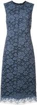 ADAM by Adam Lippes floral lace dress - women - Silk/Cotton/Nylon/Viscose - 2