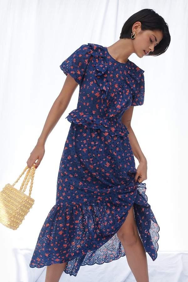 078e963e47d Urban Outfitters Ruffled Dresses - ShopStyle