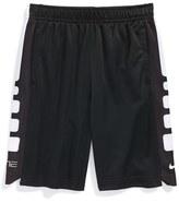 Nike 'Elite Stripe' Shorts (Toddler Boys & Little Boys)