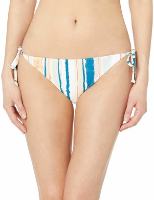 Roxy Women's Print Beach Classics Regular Tie Side Bottom