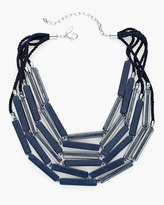Chico's Delanie Multi-Strand Necklace