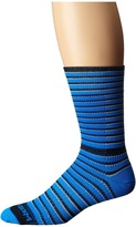 Wrightsock Cool Mesh Striped Crew Single Pack
