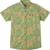 RVCA Men's Velvet Touch Short-Sleeve Shirt