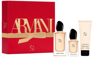 Giorgio Armani Si Eau de Parfum 3-Piece Set - $200 Value