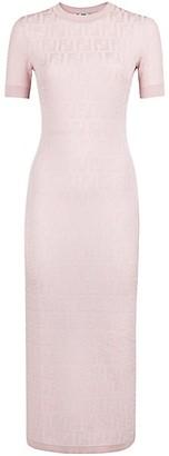 Fendi FF Midi Dress