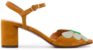 Chie Mihara Luke floral sandals