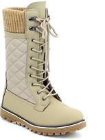 Refresh Taupe Polar Boot - Women