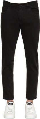 Dolce & Gabbana Stretch Cotton Skinny Jeans