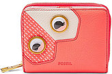 Fossil Emma Bright-Eyed RFID Mini Multifunction Wallet