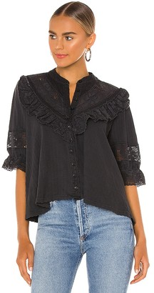 Free People Walk In The Park Top