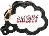 Sophia Webster 'OMG' mini coin purse