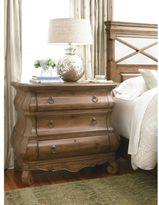 Universal Furniture Pennsylvania House Louie P's Cognac Chest