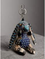 Burberry Vera The Hare Cashmere Charm