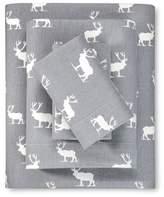 Eddie Bauer Elk Grove Flannel Sheet Set