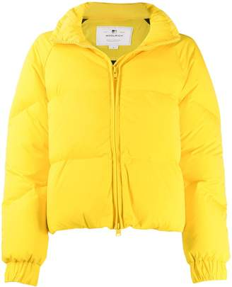 Woolrich padded zip up jacket