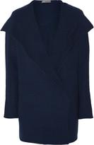 Vince Sophie wool-blend hooded cardigan