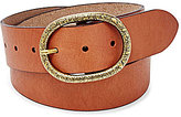 Fossil Vintage-Inspired Leather Belt
