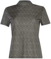 Alice & You **Alice & You Short sleeve black knitted top