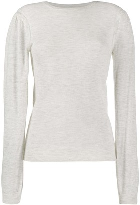 Etoile Isabel Marant Slim-Fit Crew Neck Pullover