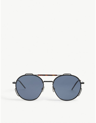Waterford Dior0234s pilot-frame sunglasses