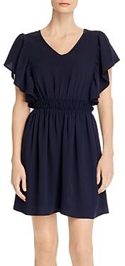 Vero Moda Sasha Frill-Sleeve Dress